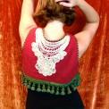 dancing gypsy vest
