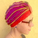 turbans, made by Julianne