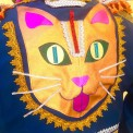 Custom cat jacket, made by Julianne