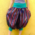 rainbow balloon pants