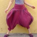 pink genie pants