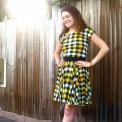harvest dress