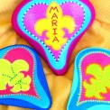 fleur de love bike seat covers