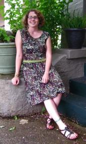 annie birthday dress