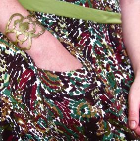 Annie's birthday dress