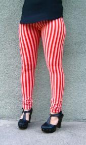 circus ringmaster leggings