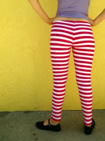 peppermint leggings