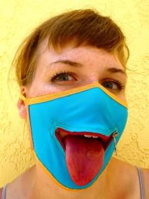 crayon mask