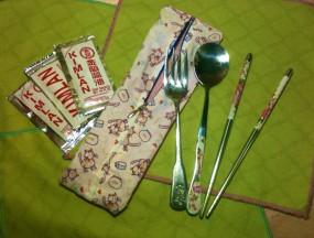 silverware case