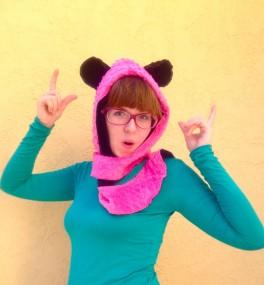 rebel panda hood