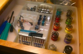 notions drawer
