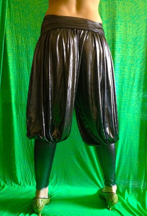 silver genie pants