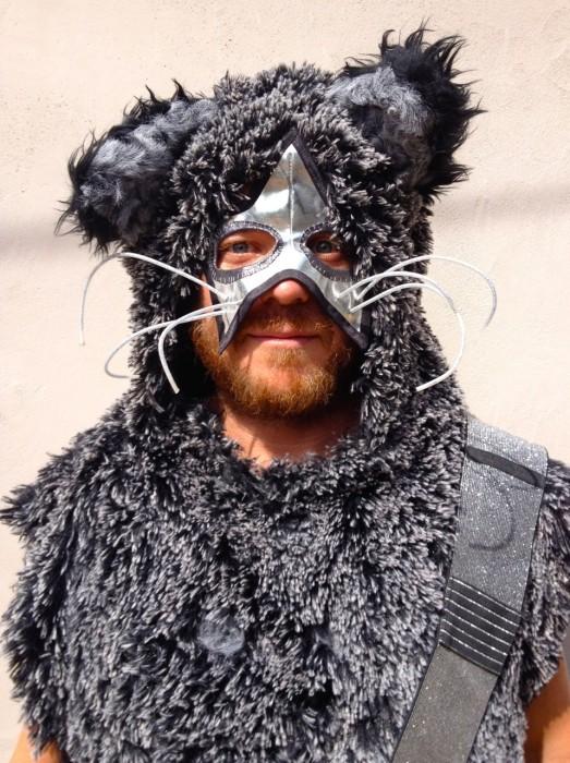 tachyon the space raccoon