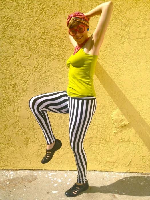new circus leggings