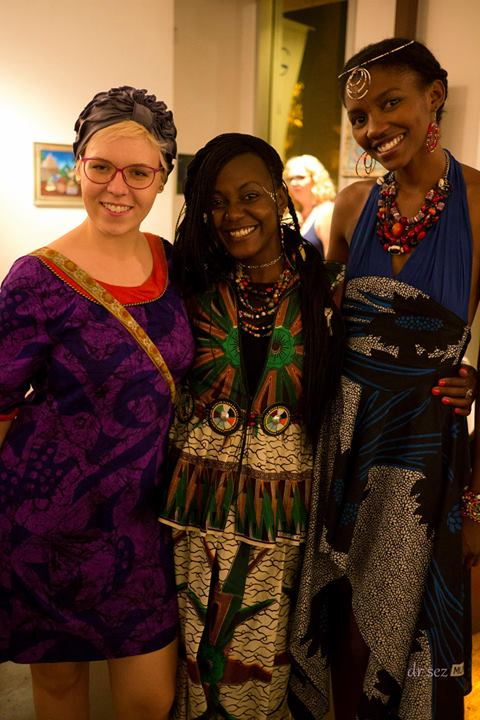Wawi dresses, made by Julianne