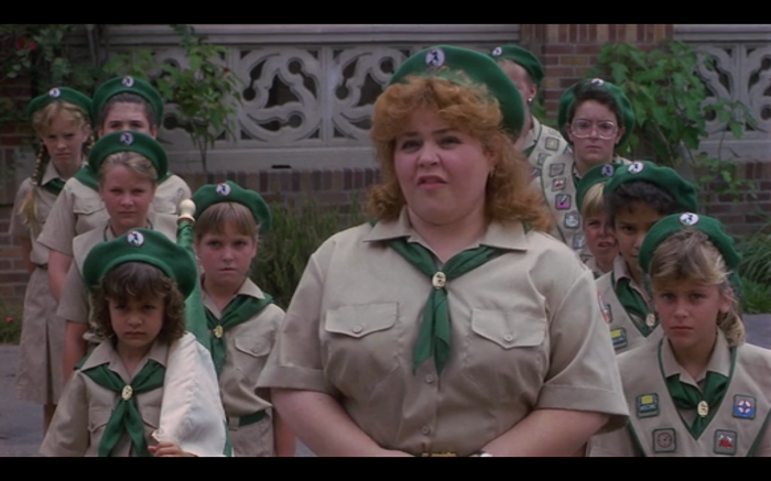 Troop Beverly Hills, Mar Vista